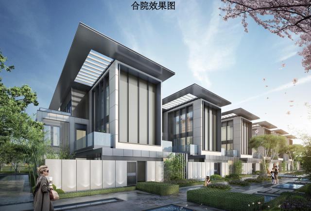 [西宁]低密居住区洋房+别墅规划设计文本PDF_6