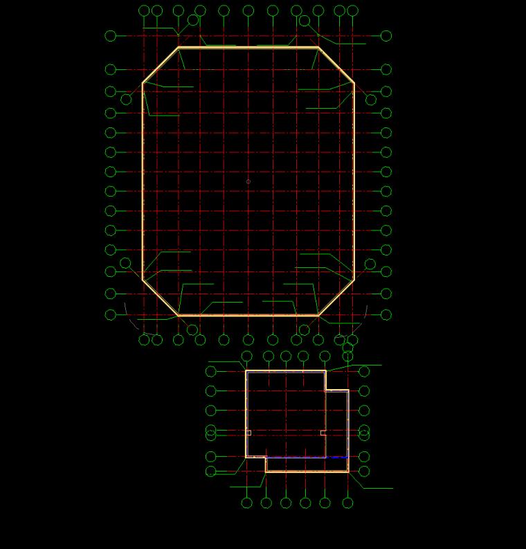 [黑龙江]框架结构多层冰球馆施工组织设计_5