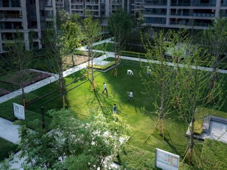 金融街·重庆·融府住宅景观_1