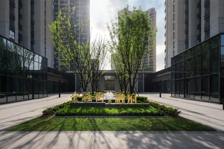 金融街·重庆·融府住宅景观_3