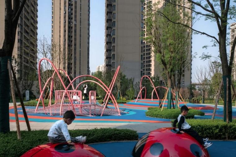 金融街·重庆·融府住宅景观_8