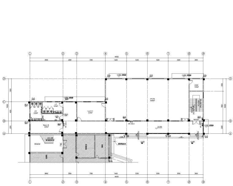 [贵州]扩建工程给排水施工图(含大样图)_1