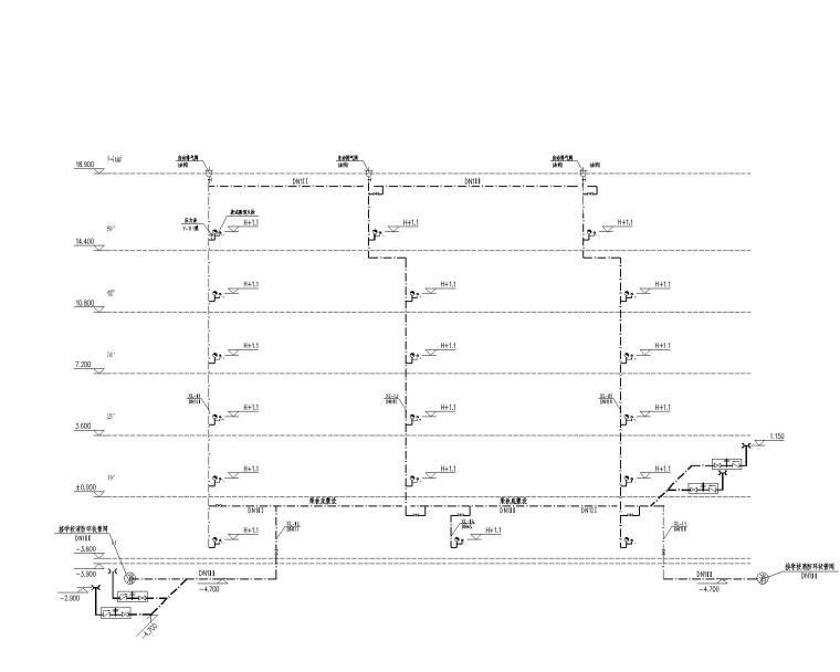 [贵州]扩建工程给排水施工图(含大样图)_8