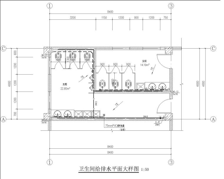 [贵州]扩建工程给排水施工图(含大样图)_11