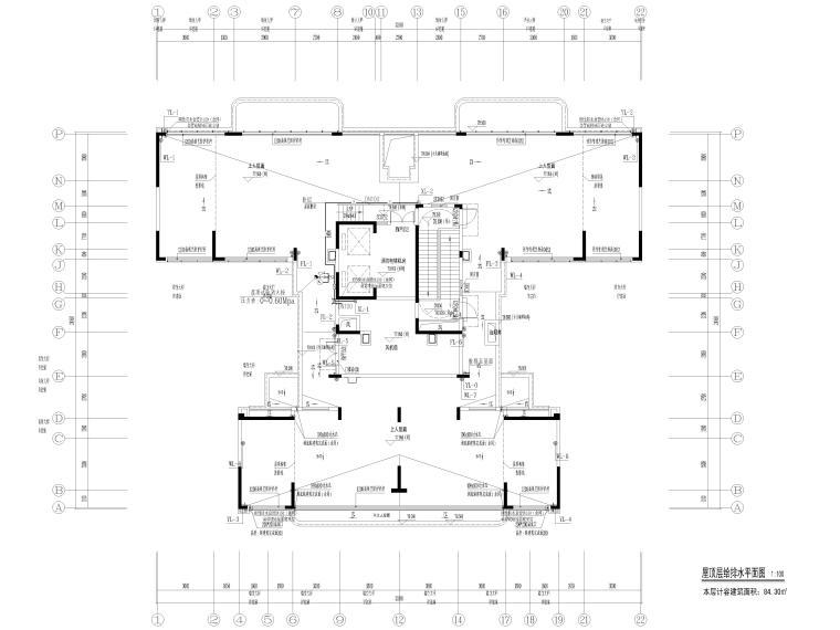 [贵州]住宅商业配套项目给排水施工图2020_3