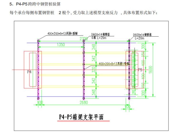 [浙江]大桥贝雷梁支架计算书(案例)PDF(31P)_1