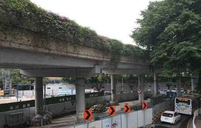 广州一高架突发沉降,紧急进行桥墩加固!-image.png