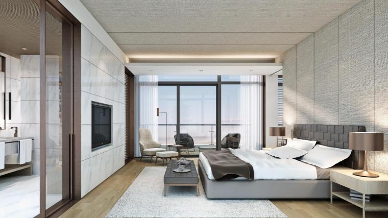 深圳六层半山私人豪宅效设计方案+灯光软装_4