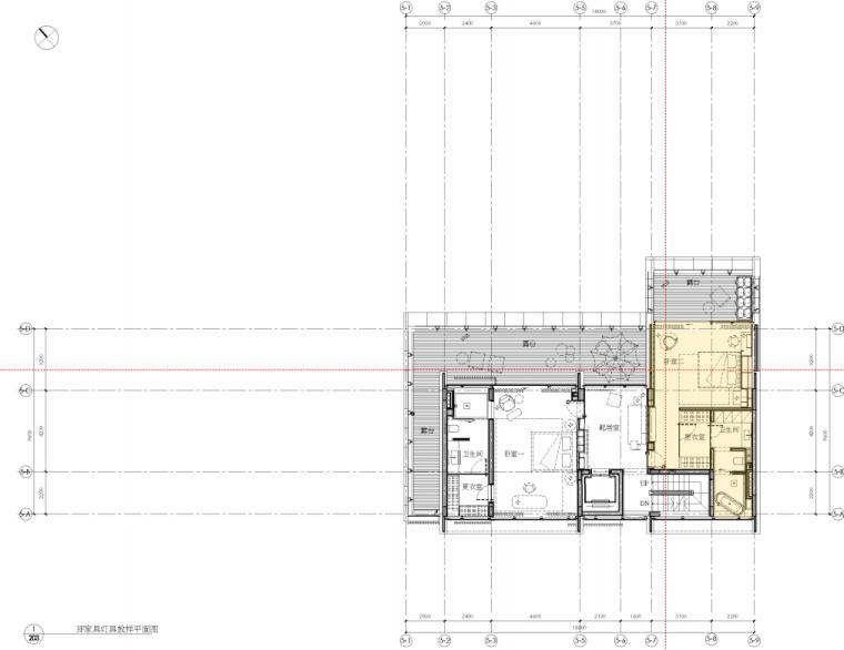 深圳六层半山私人豪宅效设计方案+灯光软装_17