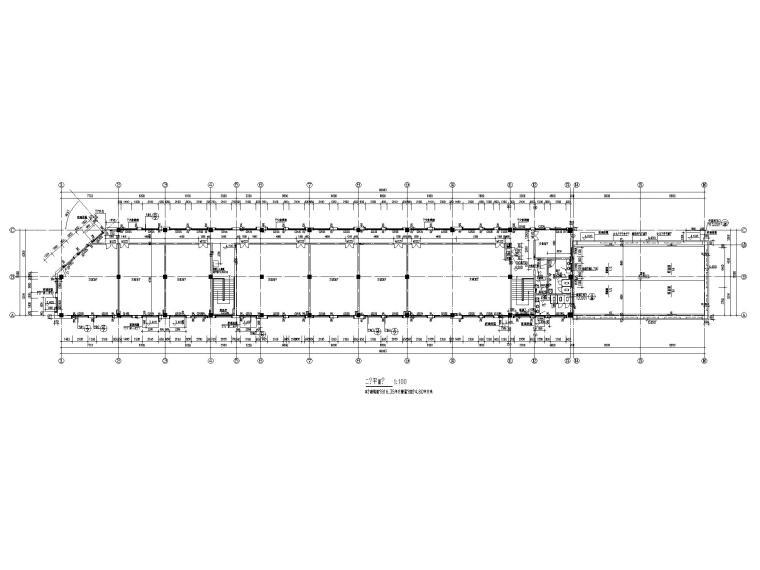 [江苏]三层配套商业建筑施工图CAD2020_3