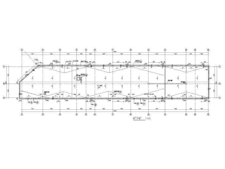 [江苏]三层配套商业建筑施工图CAD2020_4