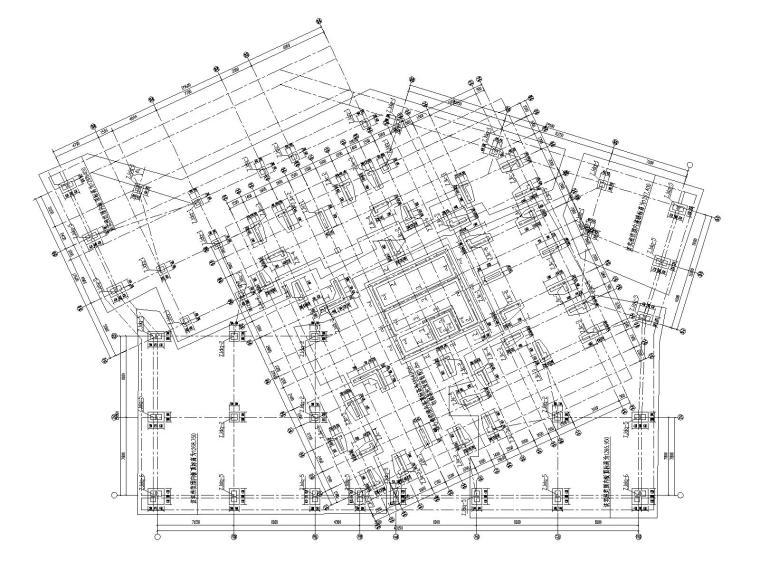 26层剪力墙结构大型住宅结构施工图2020_3