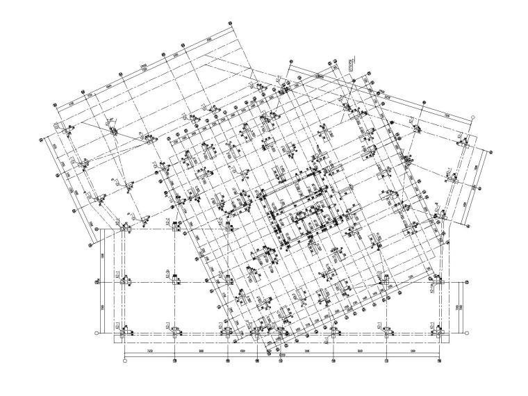 26层剪力墙结构大型住宅结构施工图2020_2