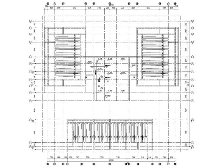 26层剪力墙结构大型住宅结构施工图2020_8