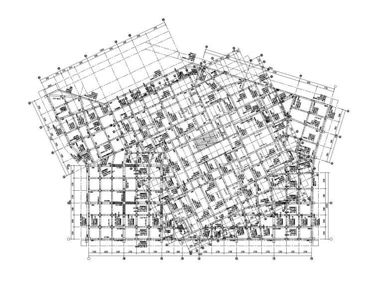 26层剪力墙结构大型住宅结构施工图2020_4