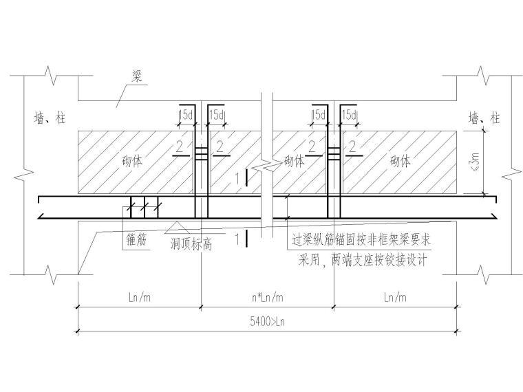 26层剪力墙结构大型住宅结构施工图2020_9