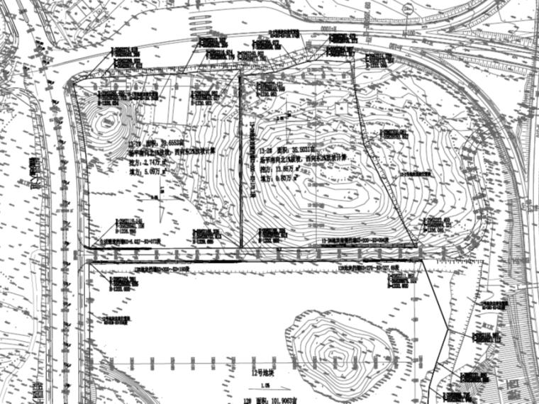 [贵州]土石方及边坡防护施工图设计含招标_1