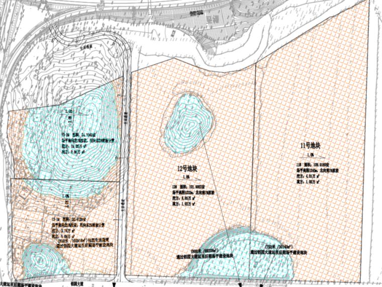 [贵州]土石方及边坡防护施工图设计含招标_2