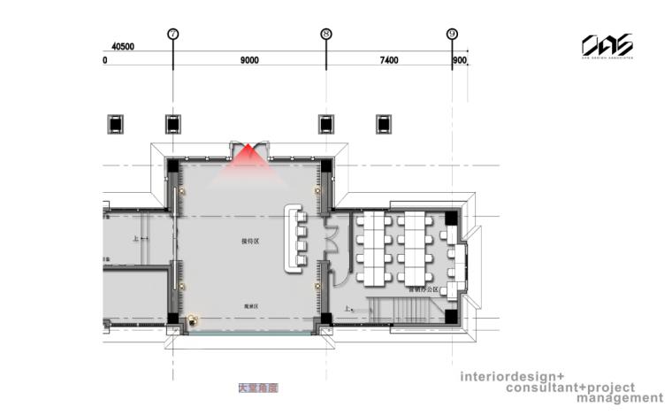 [辽宁]中式风格售楼处-样板间深化方案设计_6