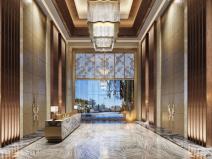 [辽宁]中式风格售楼处-样板间深化方案设计