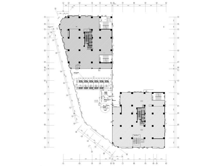 贵州省服务中心大厅项目消防设计施工图2019_2
