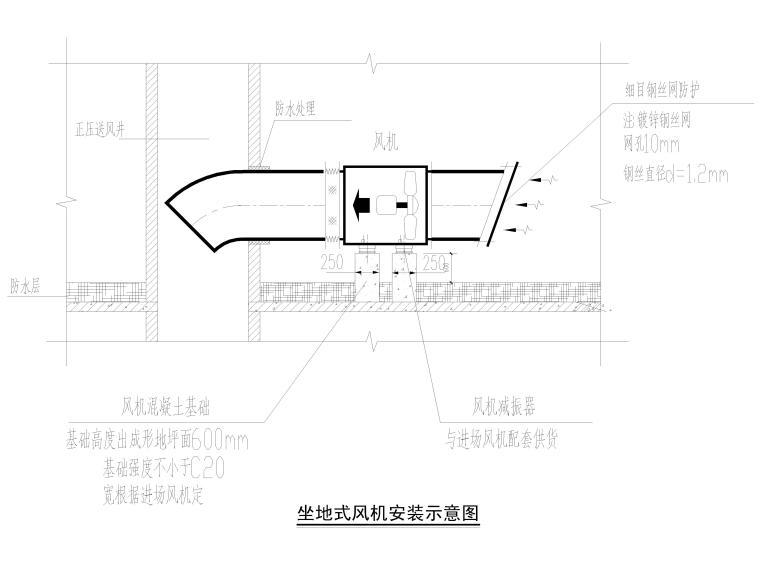 贵州省服务中心大厅项目消防设计施工图2019_7