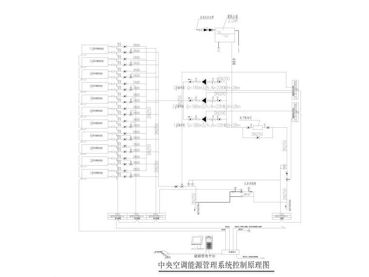 贵州省服务中心大厅项目消防设计施工图2019_8