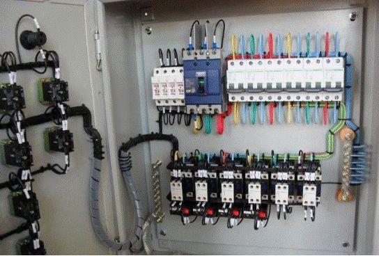 配电箱接线方式、安装方法及尺寸确定!_2