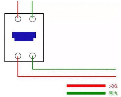 家用配电箱断路器的接法,记得收藏!_6