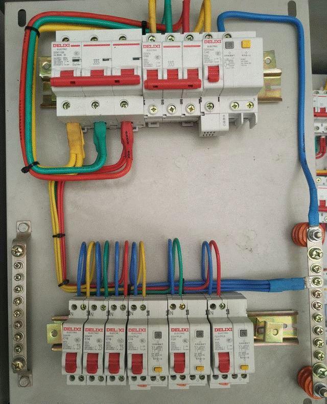 家用配电箱断路器的接法,记得收藏!_12
