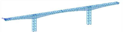 连续刚构桥边跨、主跨跨径比是多少?_1