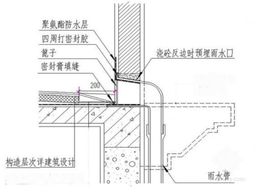 高层住宅屋面工程施工方案