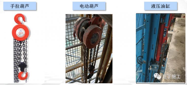 全面讲解附着式升降脚手架安全技术与管理_32
