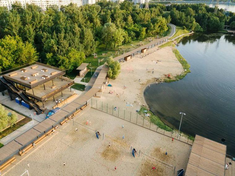 绿色莫斯科,首都新公园_36