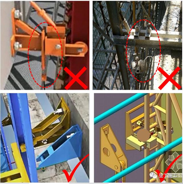 全面讲解附着式升降脚手架安全技术与管理_43