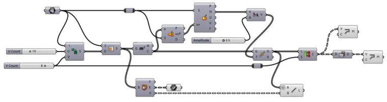 桁架与网架的参数化设计,超多实例!_45