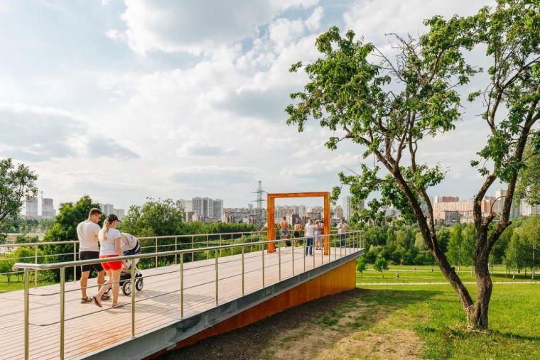 绿色莫斯科,首都新公园_45