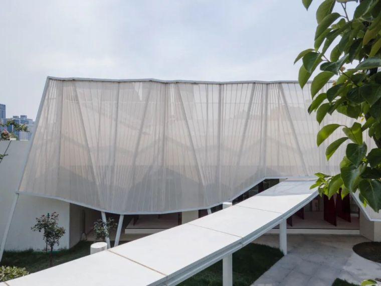 穿'裙子'的建筑,扬州多功能空间_2