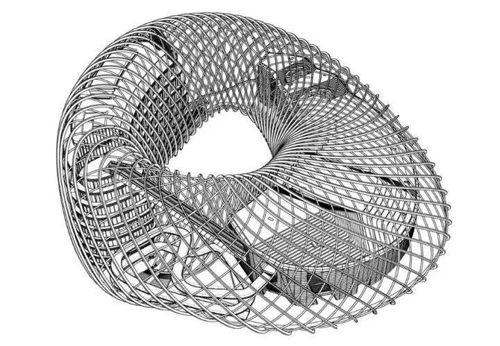 桁架与网架的参数化设计,超多实例!_55
