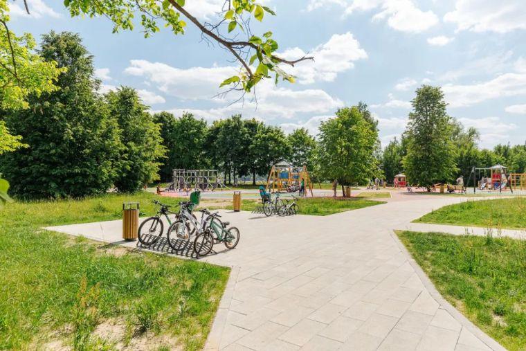 绿色莫斯科,首都新公园_53