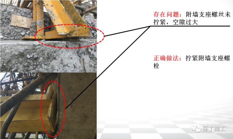 全面讲解附着式升降脚手架安全技术与管理_56