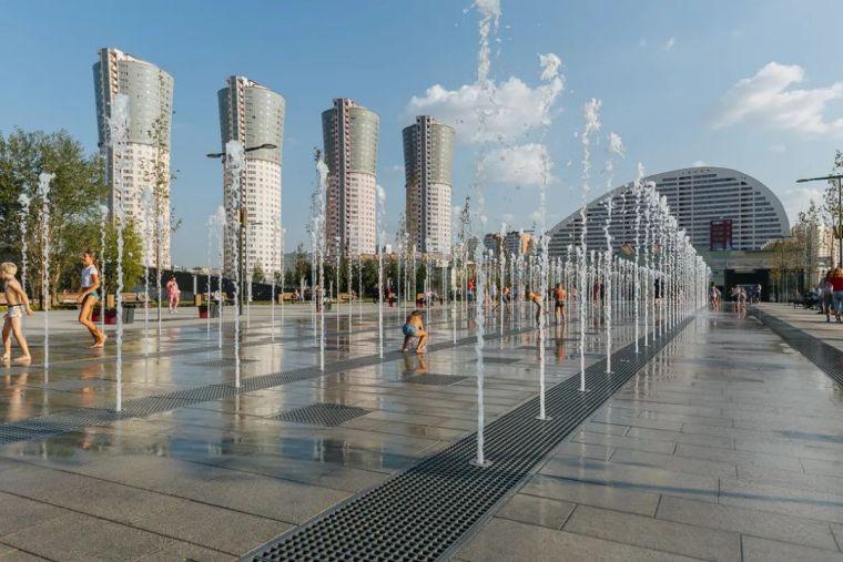 绿色莫斯科,首都新公园_60
