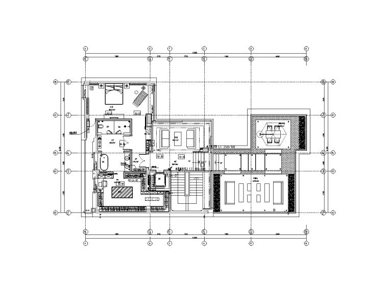 上海别墅机电系统设计图(含智能家居系统)_1