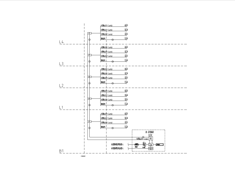 上海别墅机电系统设计图(含智能家居系统)_9