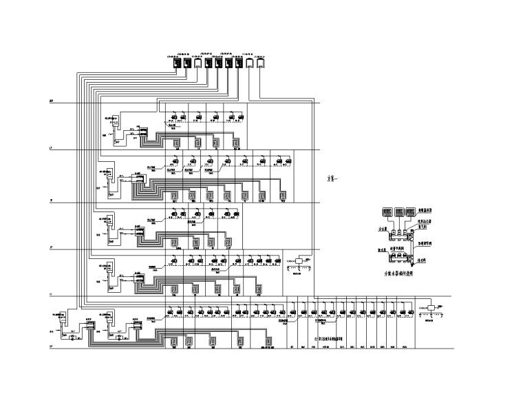 上海别墅机电系统设计图(含智能家居系统)_2