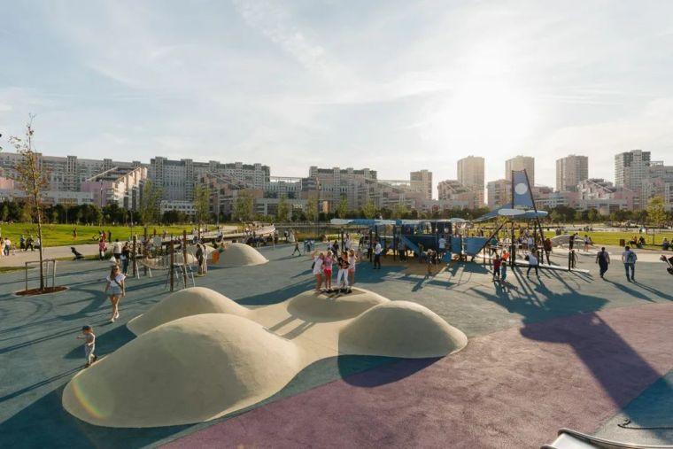 绿色莫斯科,首都新公园_63