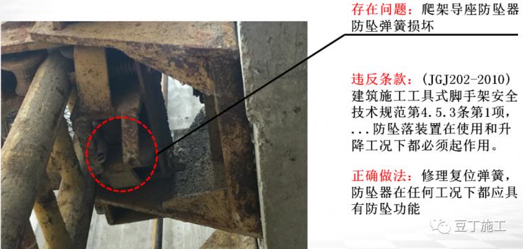 全面讲解附着式升降脚手架安全技术与管理_65