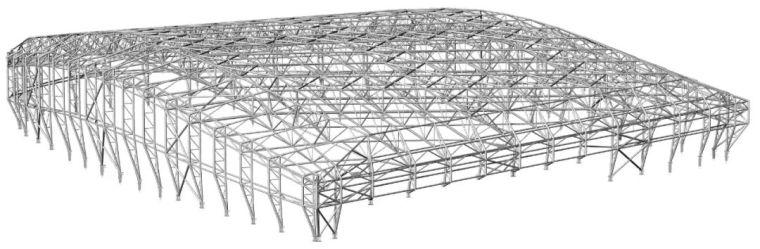 桁架与网架的参数化设计,超多实例!_31