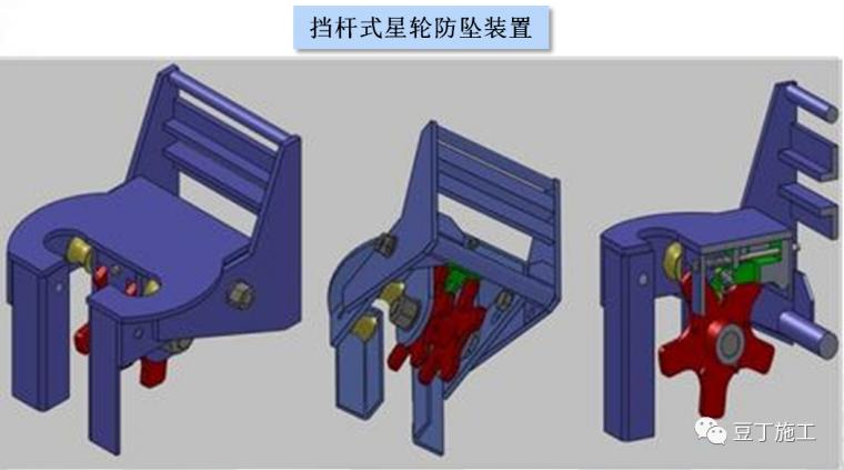 全面讲解附着式升降脚手架安全技术与管理_19