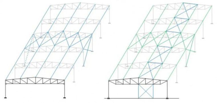 桁架与网架的参数化设计,超多实例!_3